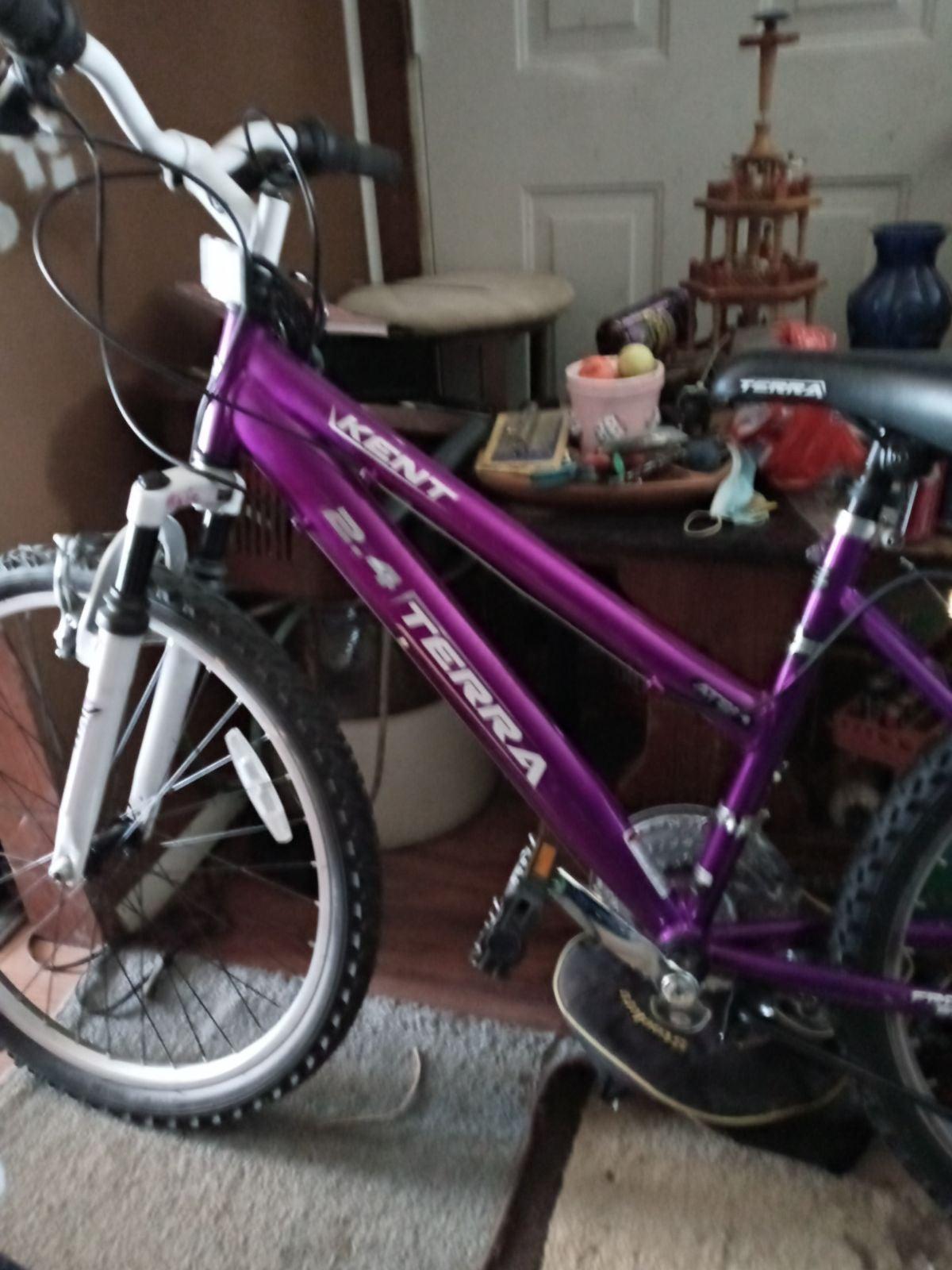 mountain bike kent