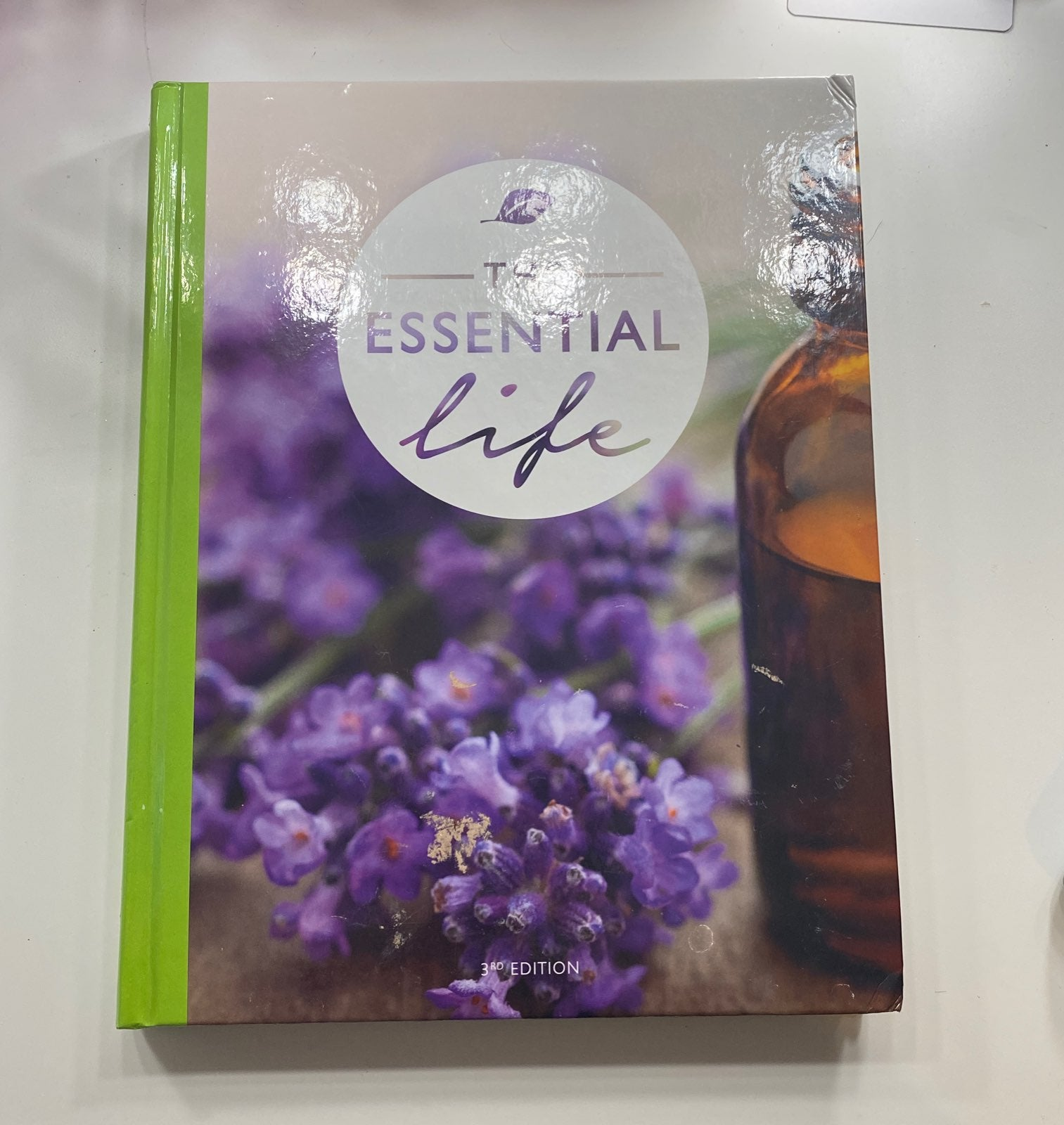 The Essential Life 2015 Doterra Book 3rd