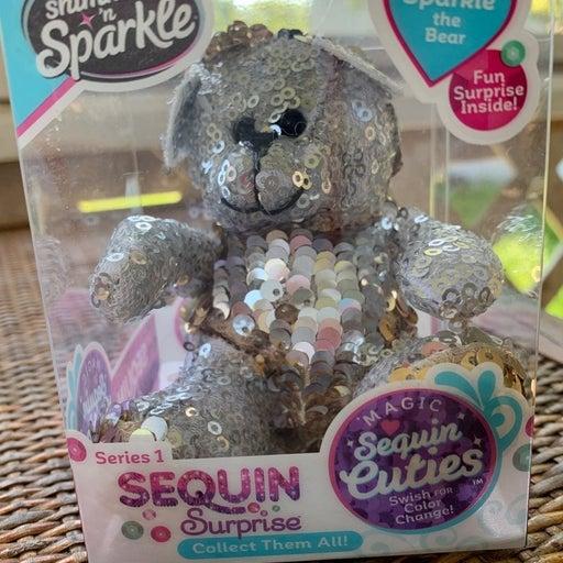 Shimmer N Sparkle Sparkle The Bear