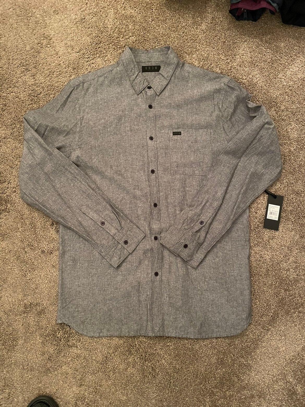 Krew button up shirt