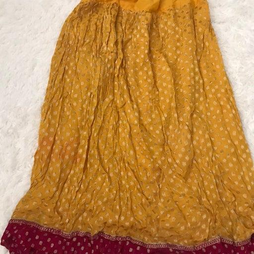 Indian Dress skirt