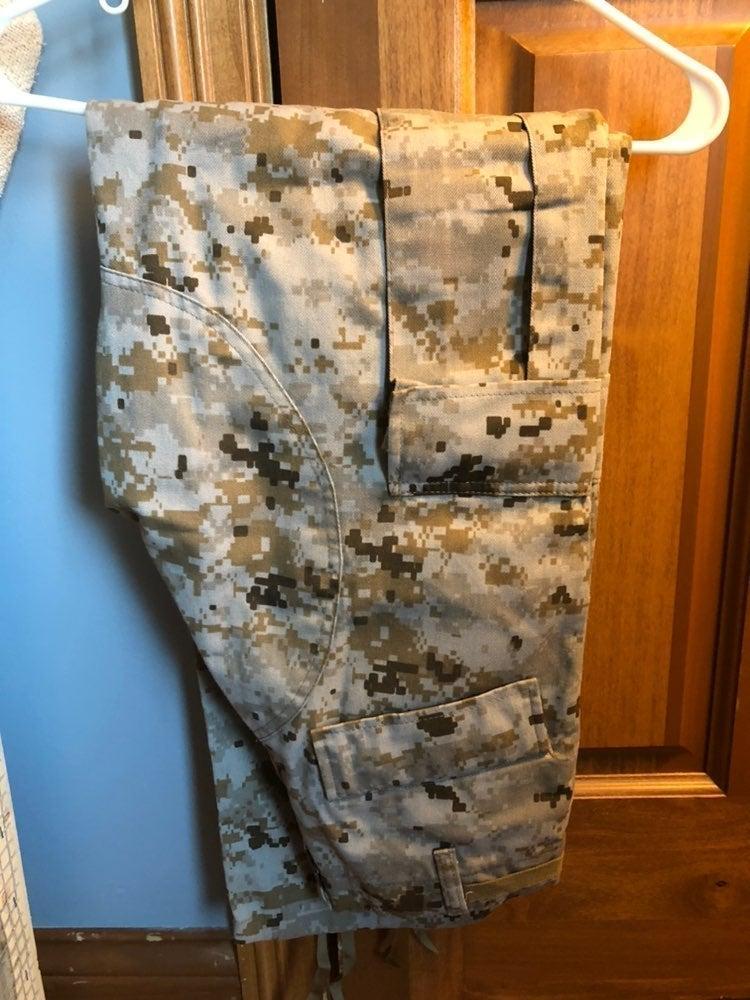 U.S. Military Desert Digital GORE-TEX Pa