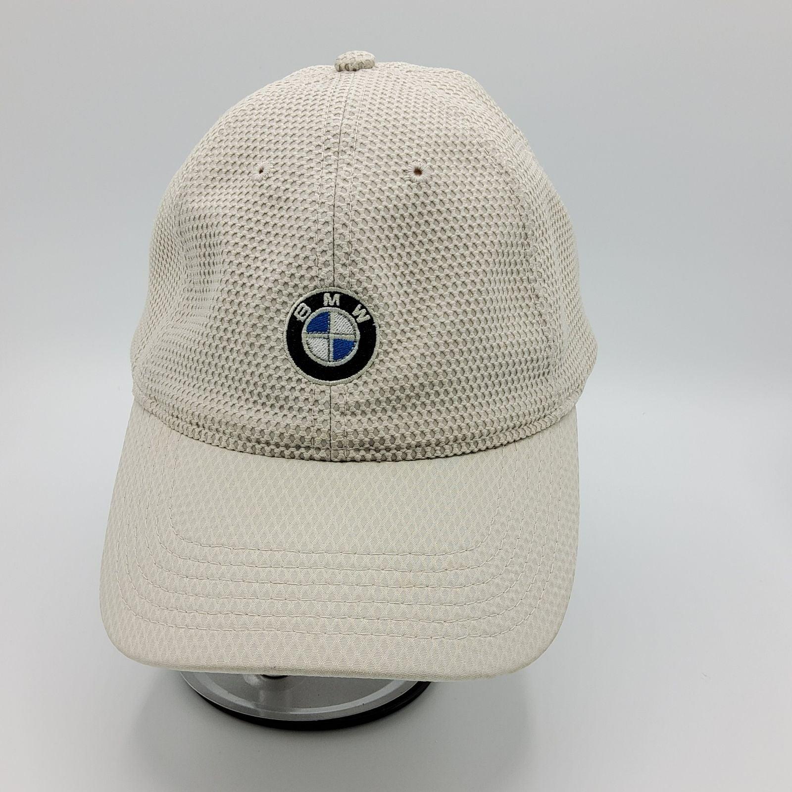 BMW Lifestyle Hat with Adjustable Velcro