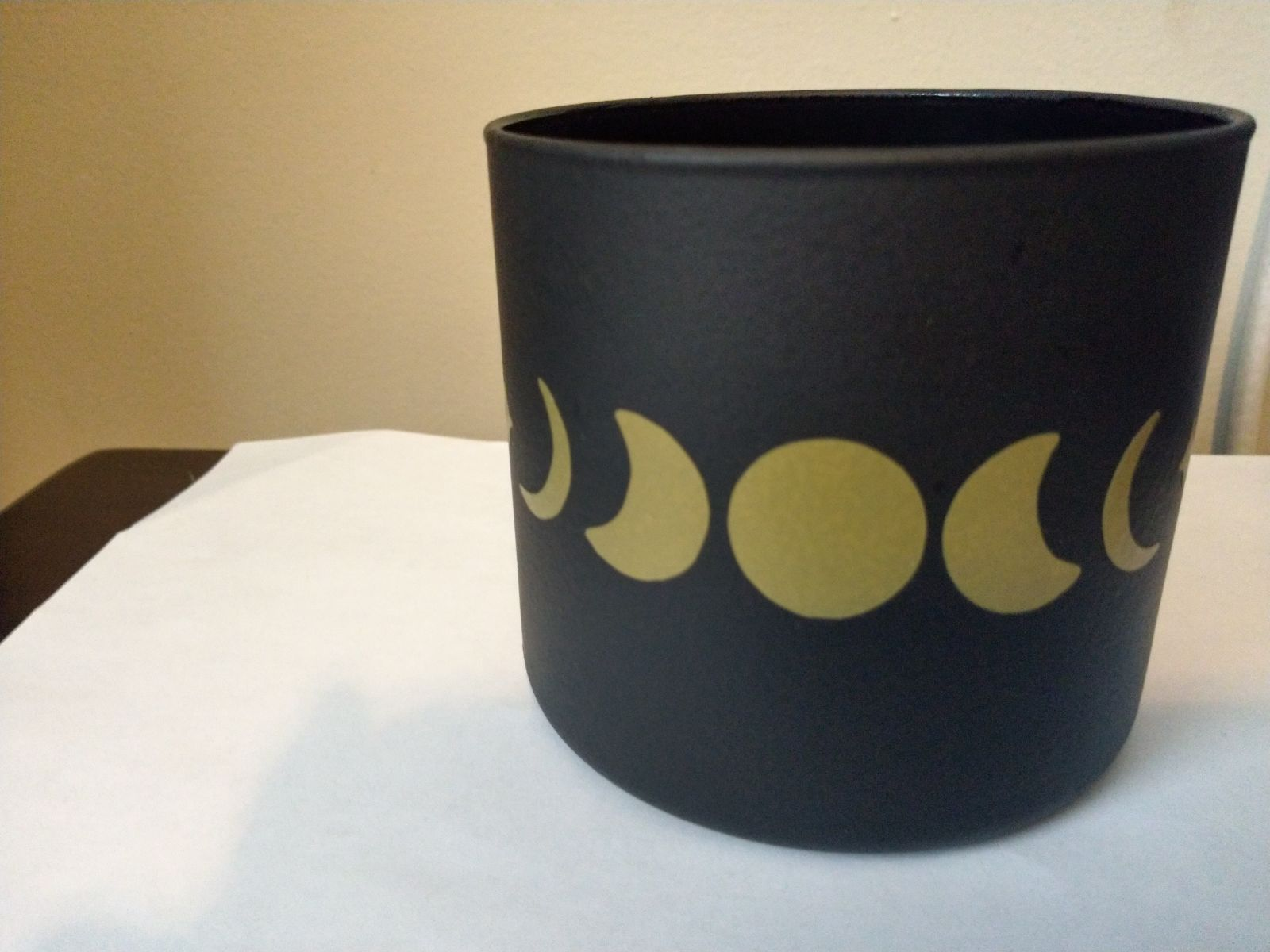 Moon Phases Incense Holder