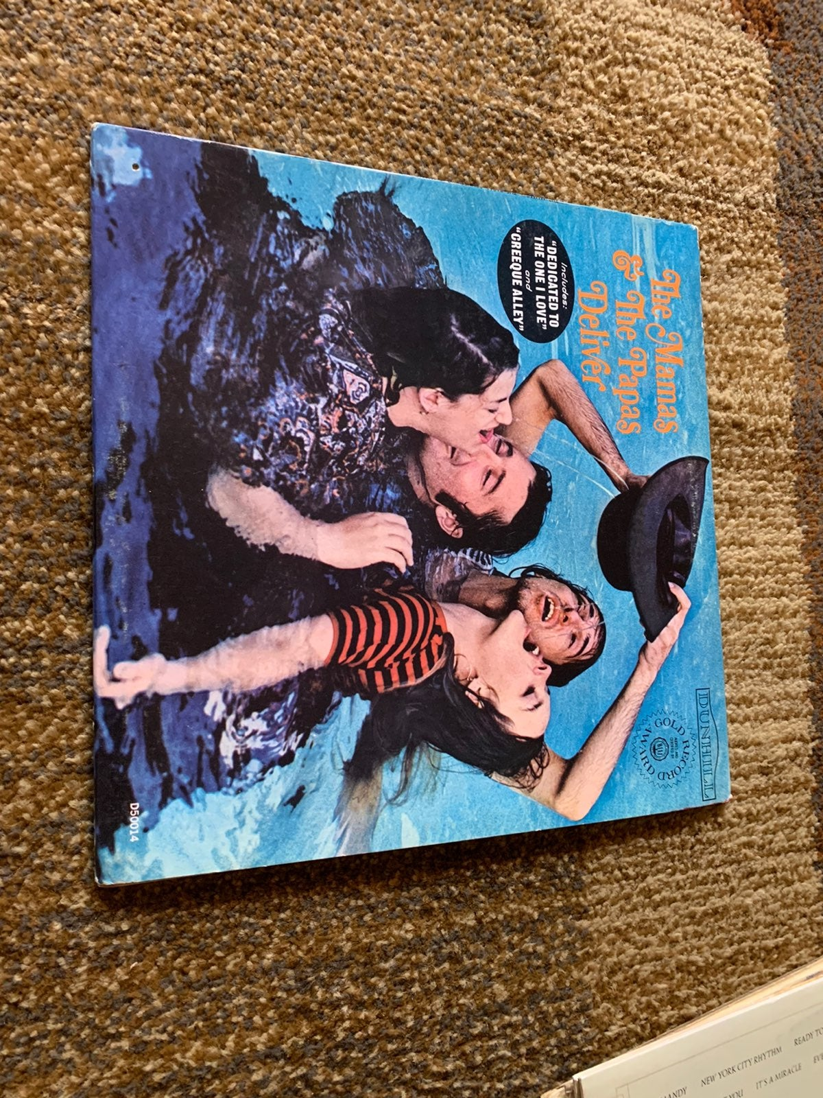 The mamas and the papas vinyl 2