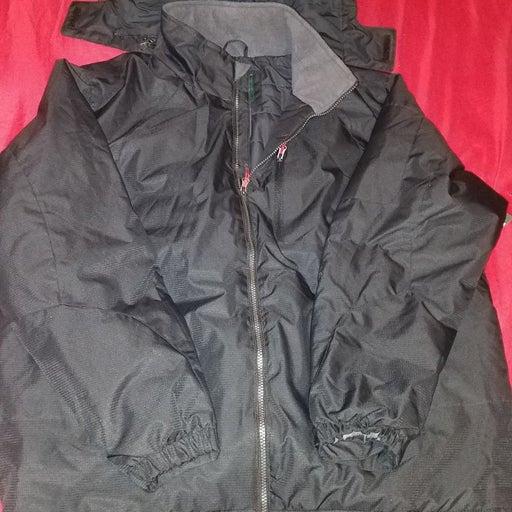 Outdoor Life Men's Hooded Jacket