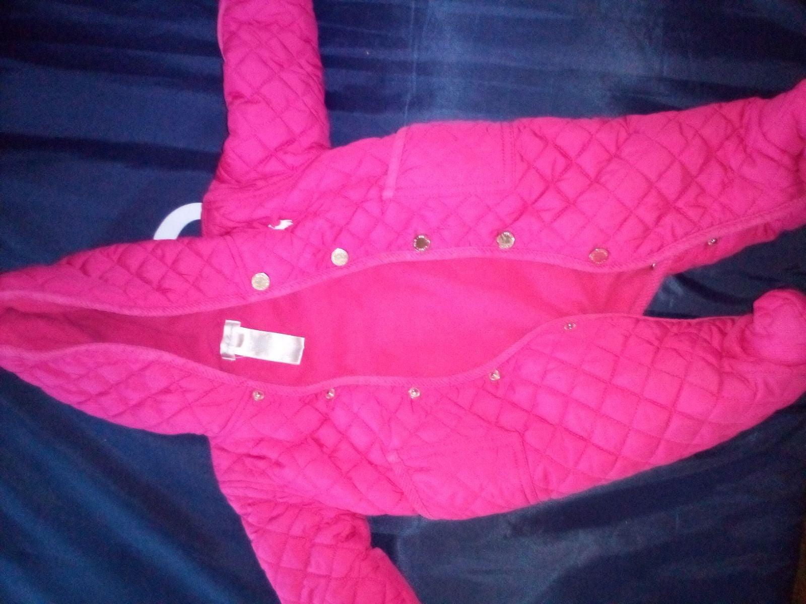 Ralph Lauren baby girl winter jumpsuit