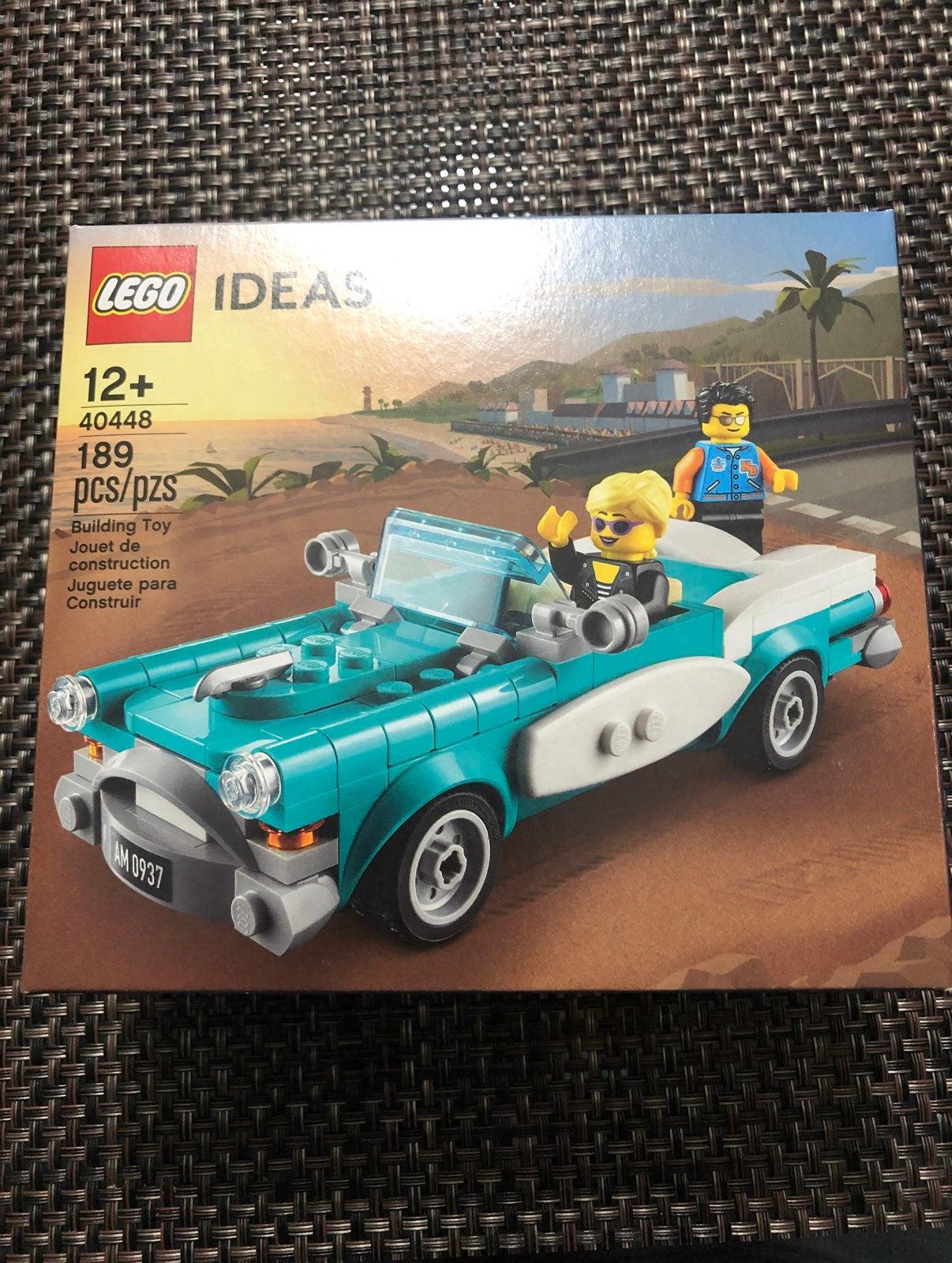 LEGO ideas vintage car 40448