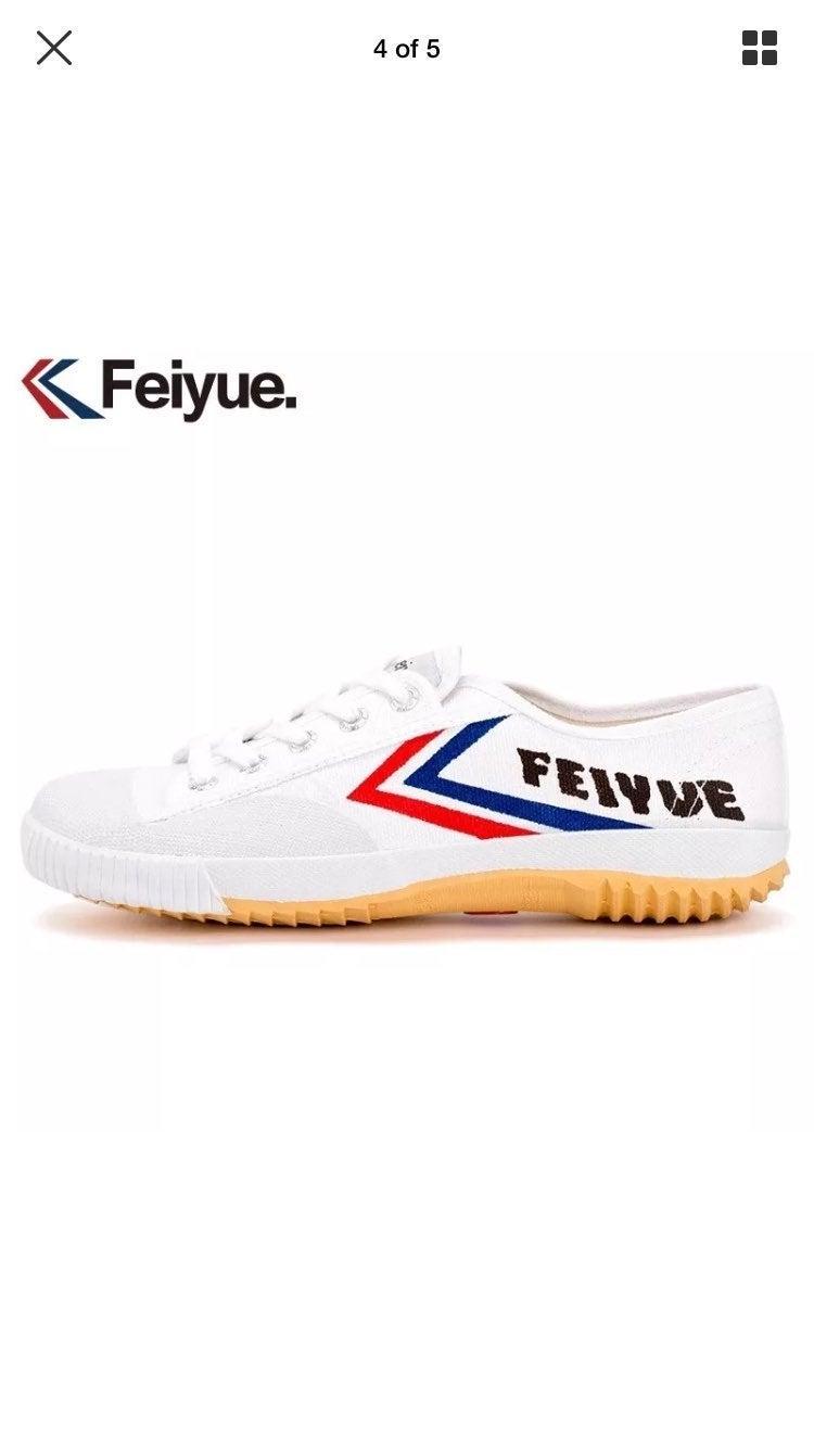 Feiyue Sneaker White Size 42 (M8.5/W10)