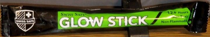 Swiss Safe Premium Emergency Glow Sticks