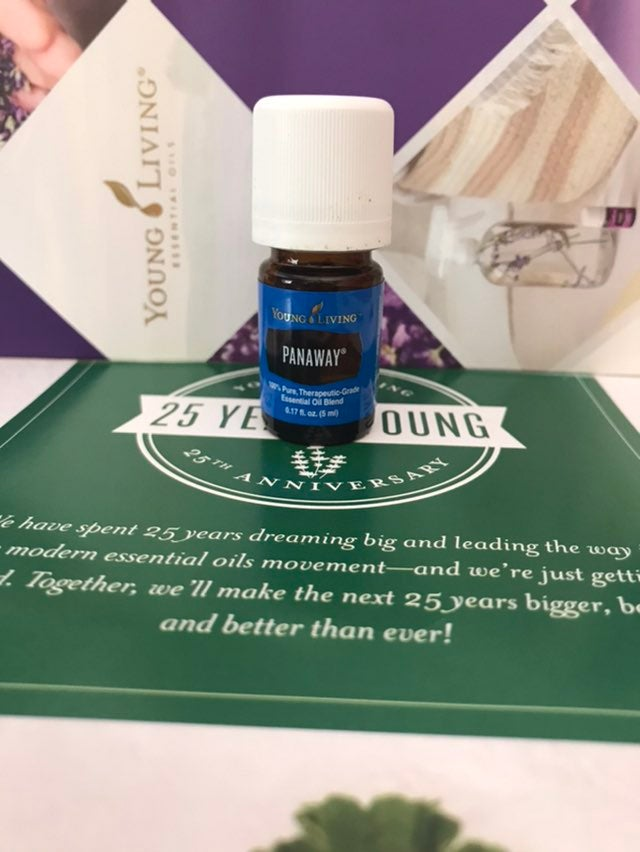 Young Living Essential Oils Panaway