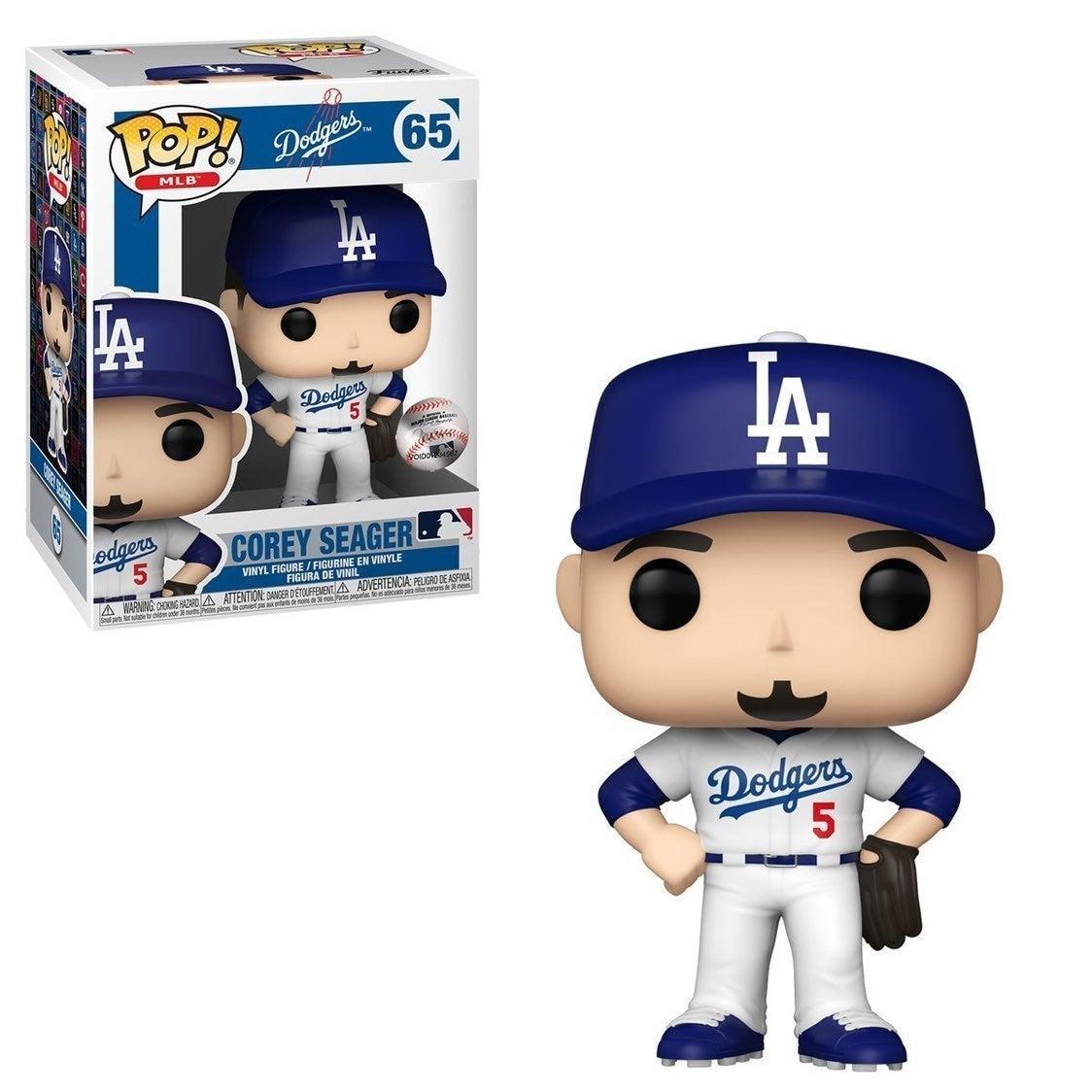 MLB Dodgers Corey Seager Funko Pop!