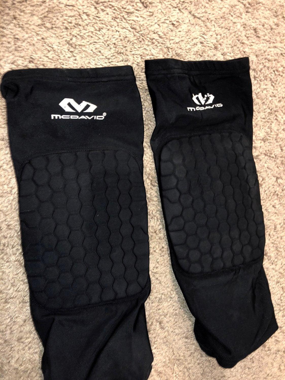 mcdavid knee pads