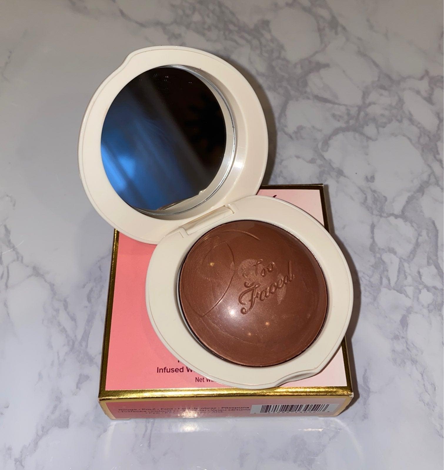 Too Faced Spiced Peach Blush