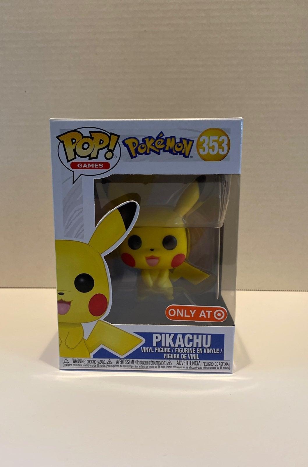 Funko Pop! Pokemon Pikachu Target
