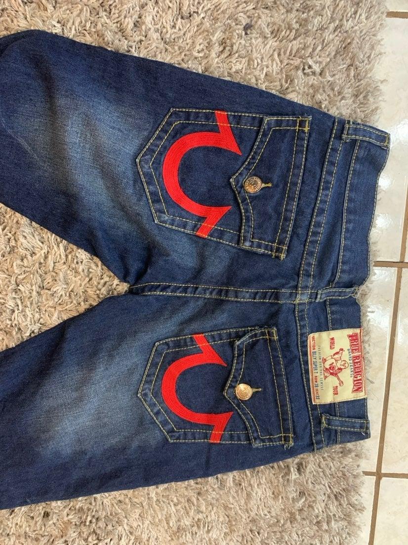 True religion bootcut jeans (38)