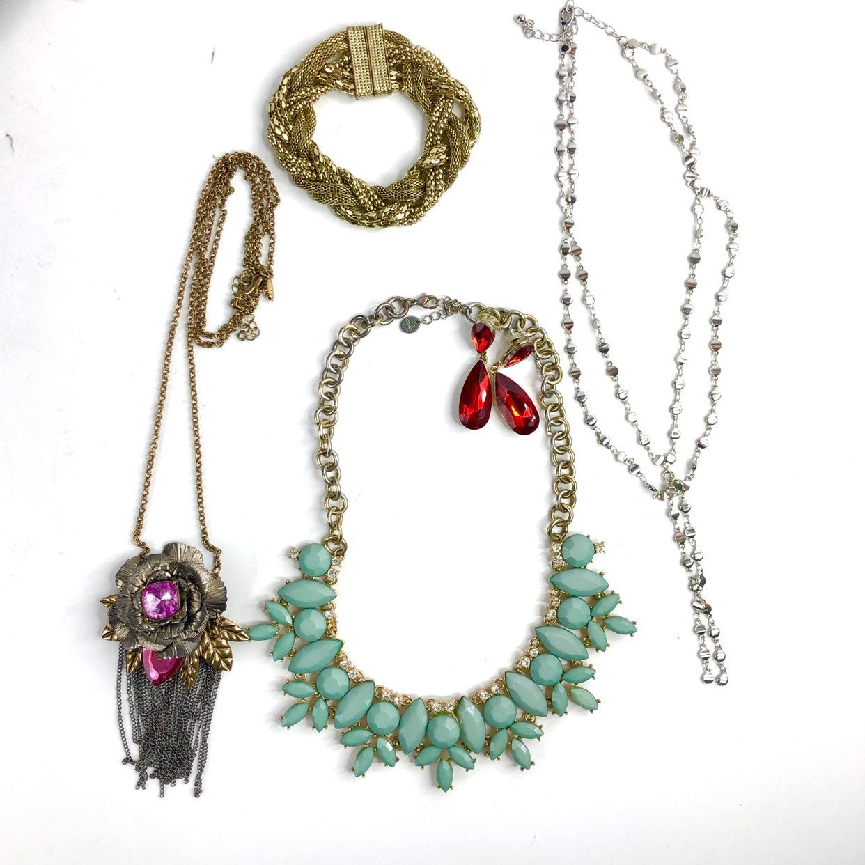 Avenue Charming Charlie Jewelry Lot