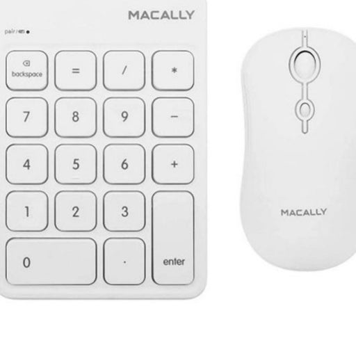 Bluetooth Number Pad and Mouse for Lapto