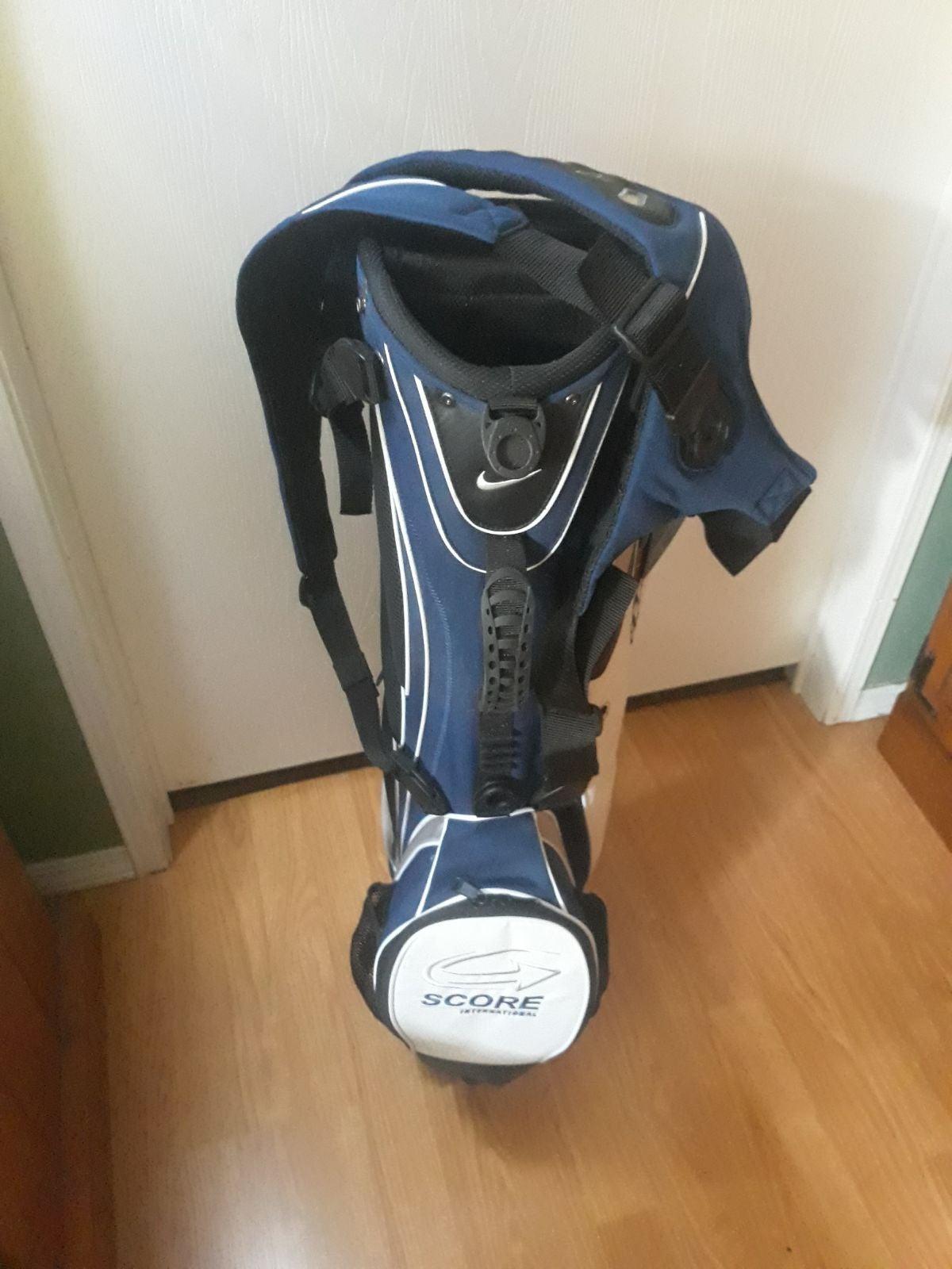 Nike Lou Piniella golf classic stand bag