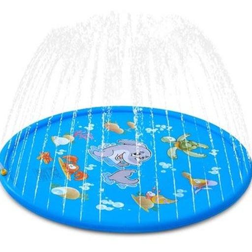 Splash Pad Sprinkler Kids Pool Mat New