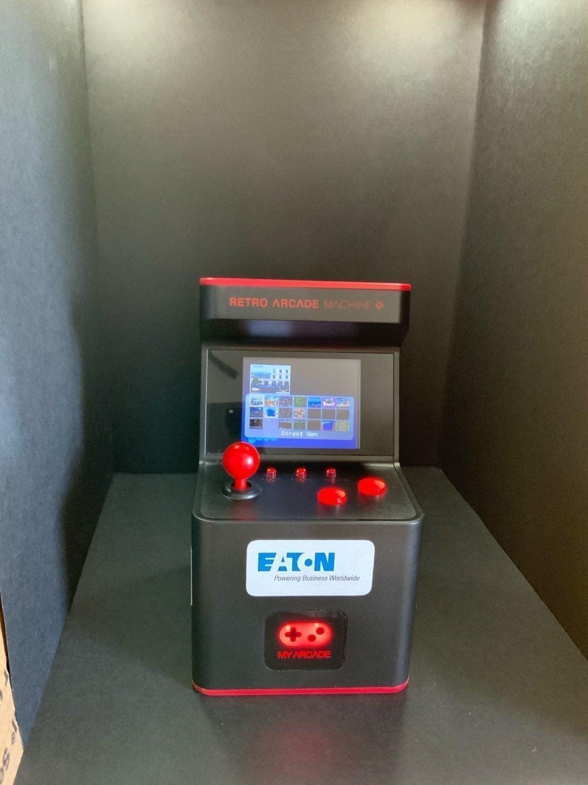 mini arcade console
