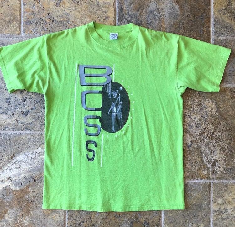Vintage BOSS Basketball T-Shirt