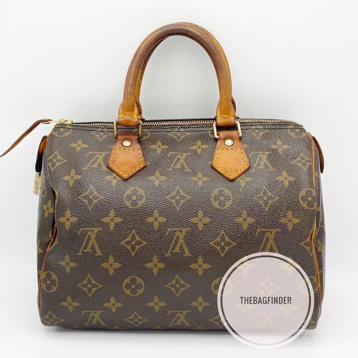 Louis Vuitton Speedy Monogram 25