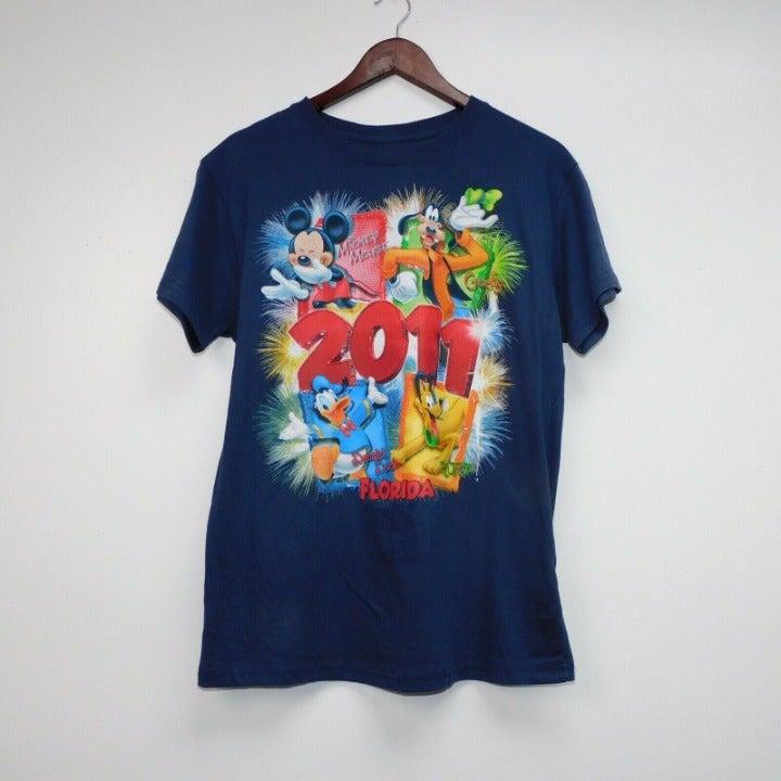 Walt Disney World Florida 2011 XL shirt