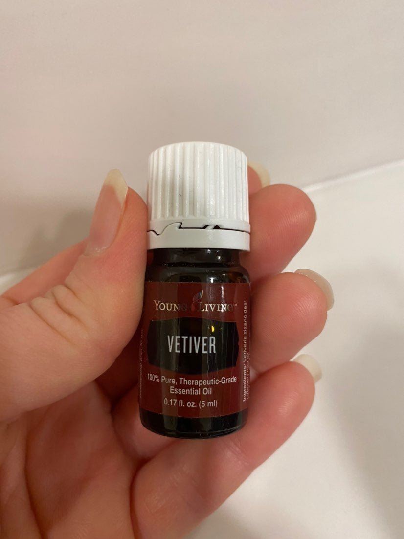 Young Living Vetiver 5ml