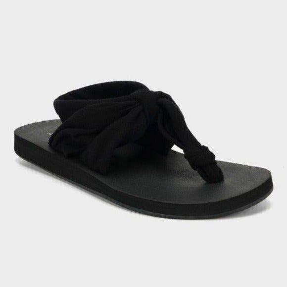 Shade & Shore Bev Knit Sandals 6
