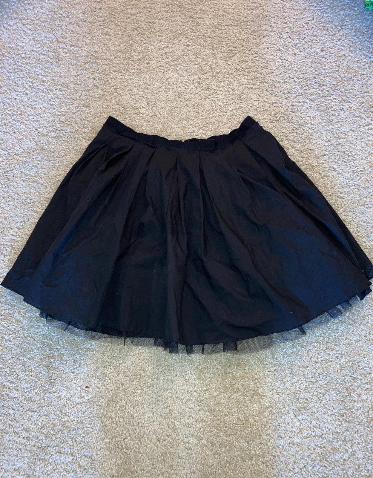 Remain skater skirt with tulle nordstrom