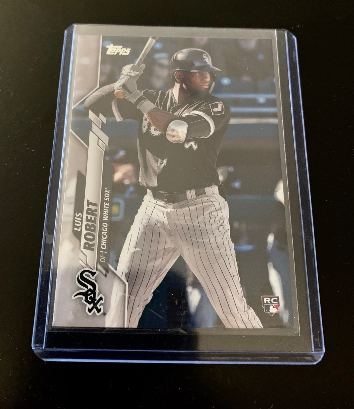 Topps baseball card - Luis Robert