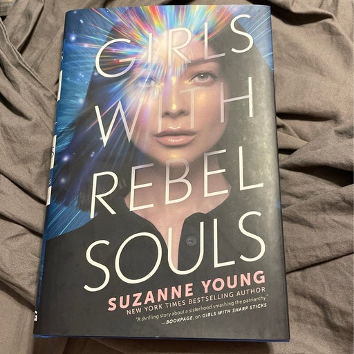 Girls With Rebel Souls by Suzanne Young
