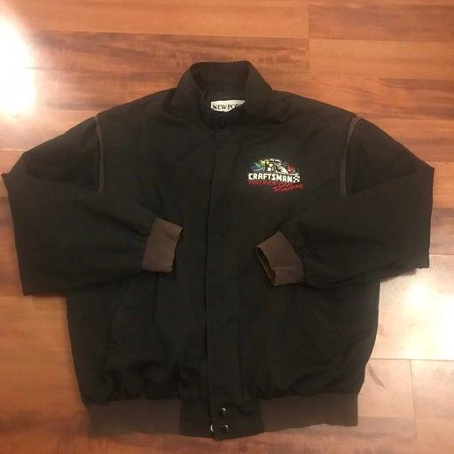 Craftsman Racing Jacket Vintage 1993