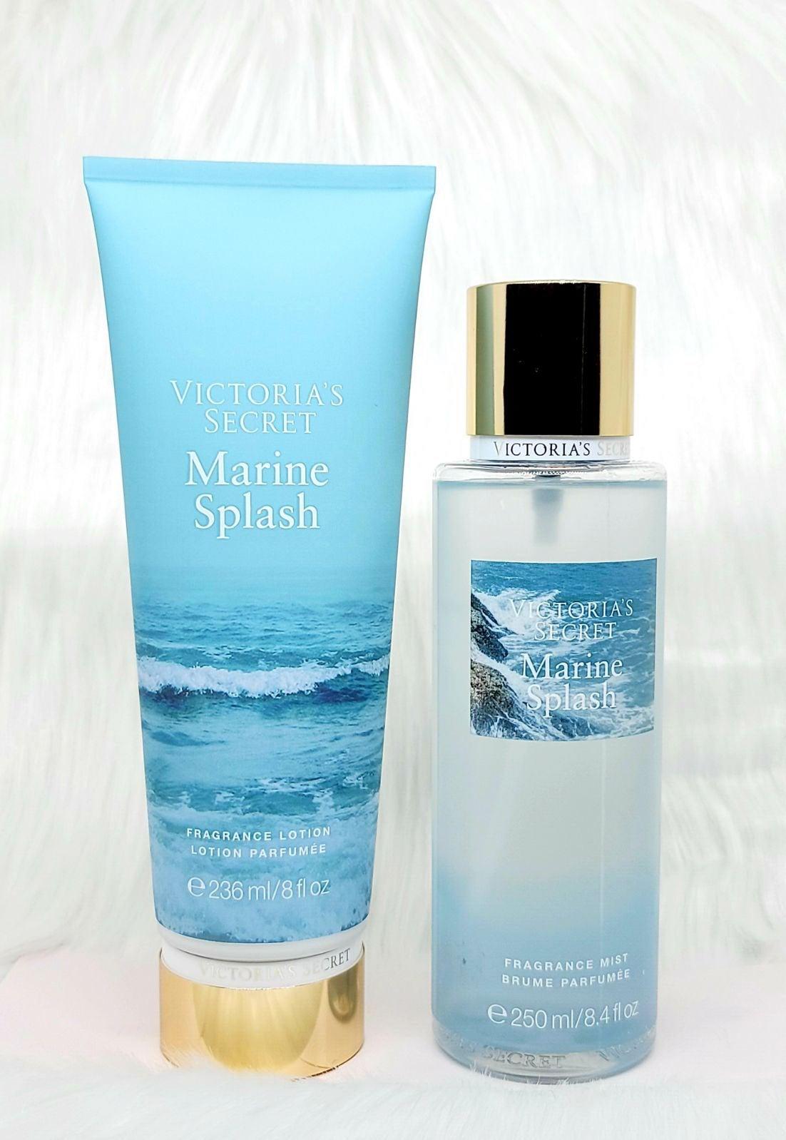 VS Marine Splash Mist & Lotion Set