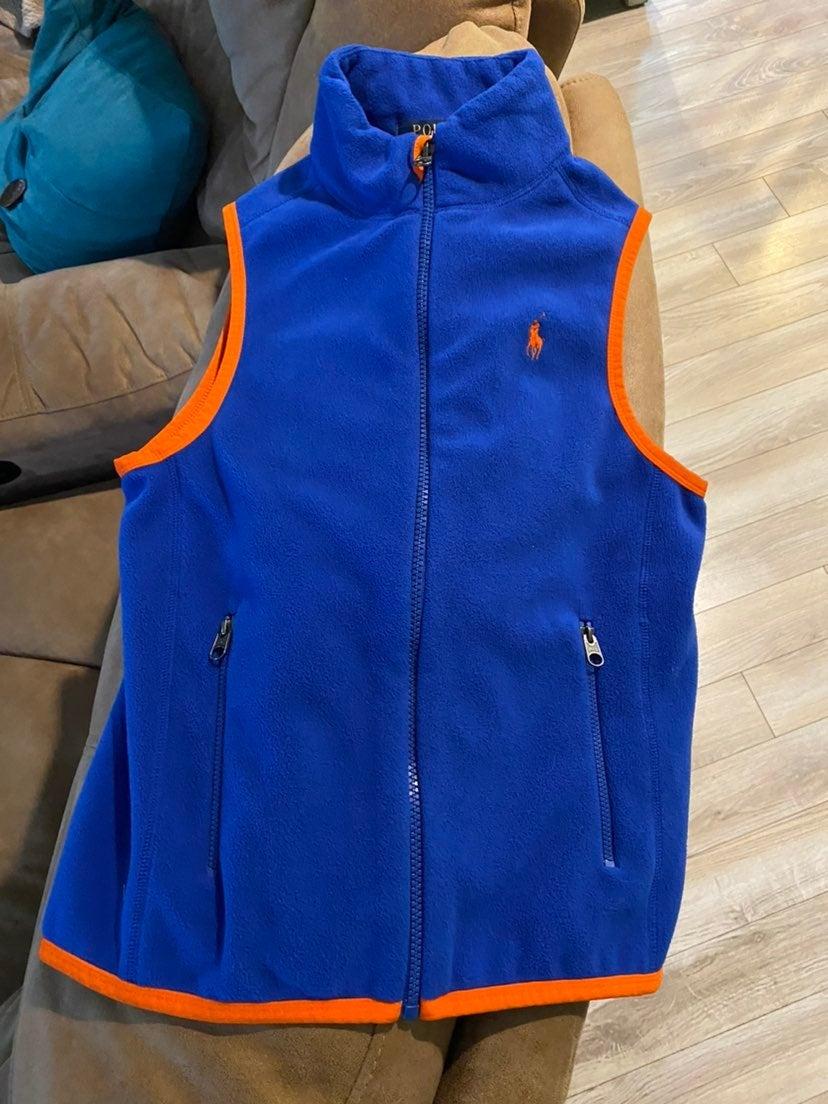 Boys Polo Ralph Lauren Fleece Vest