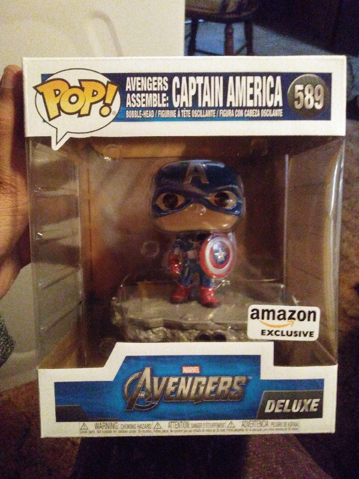 Pop Avengers Assemble Iron Man
