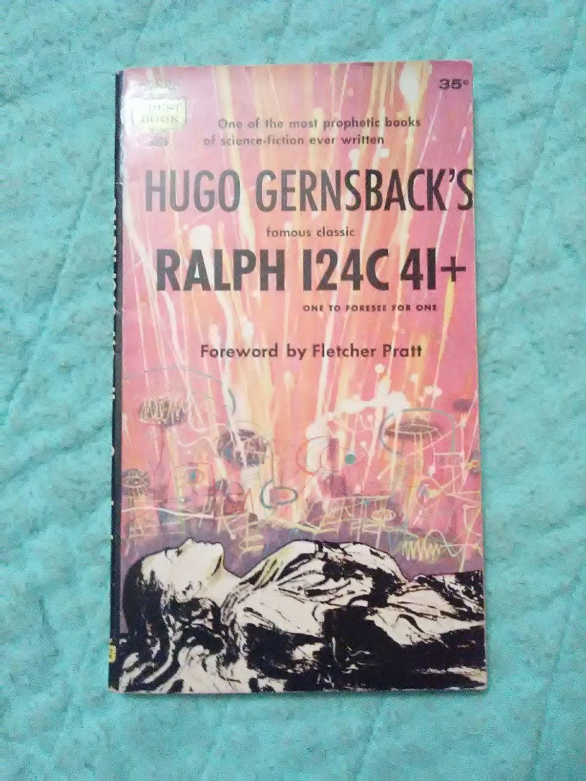 1958 Ralph 124C 41+ Hugo Gernsback