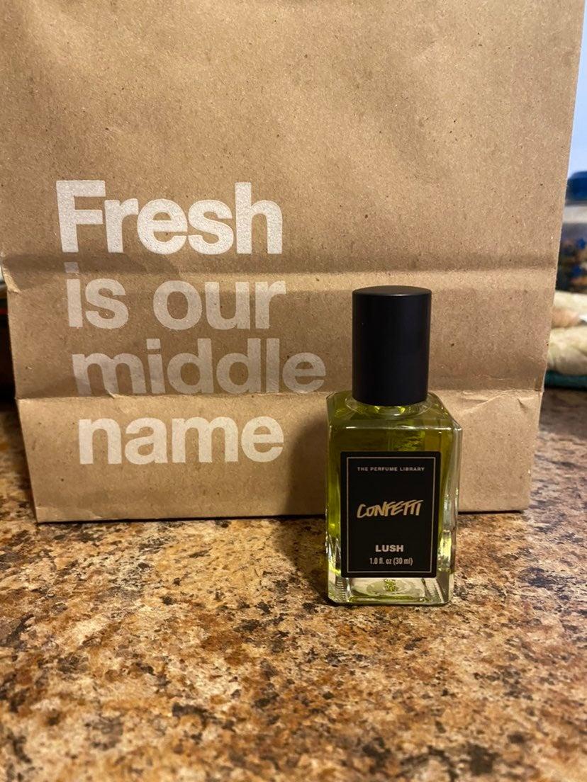 Lush Confetti Perfume