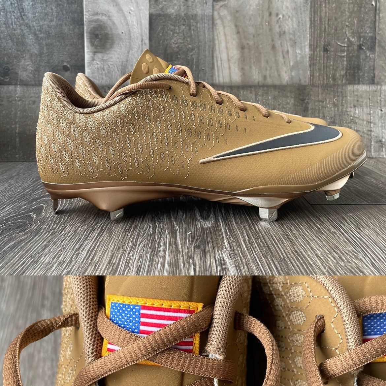 Nike Lunar Vapor Veterans Baseball Cleat
