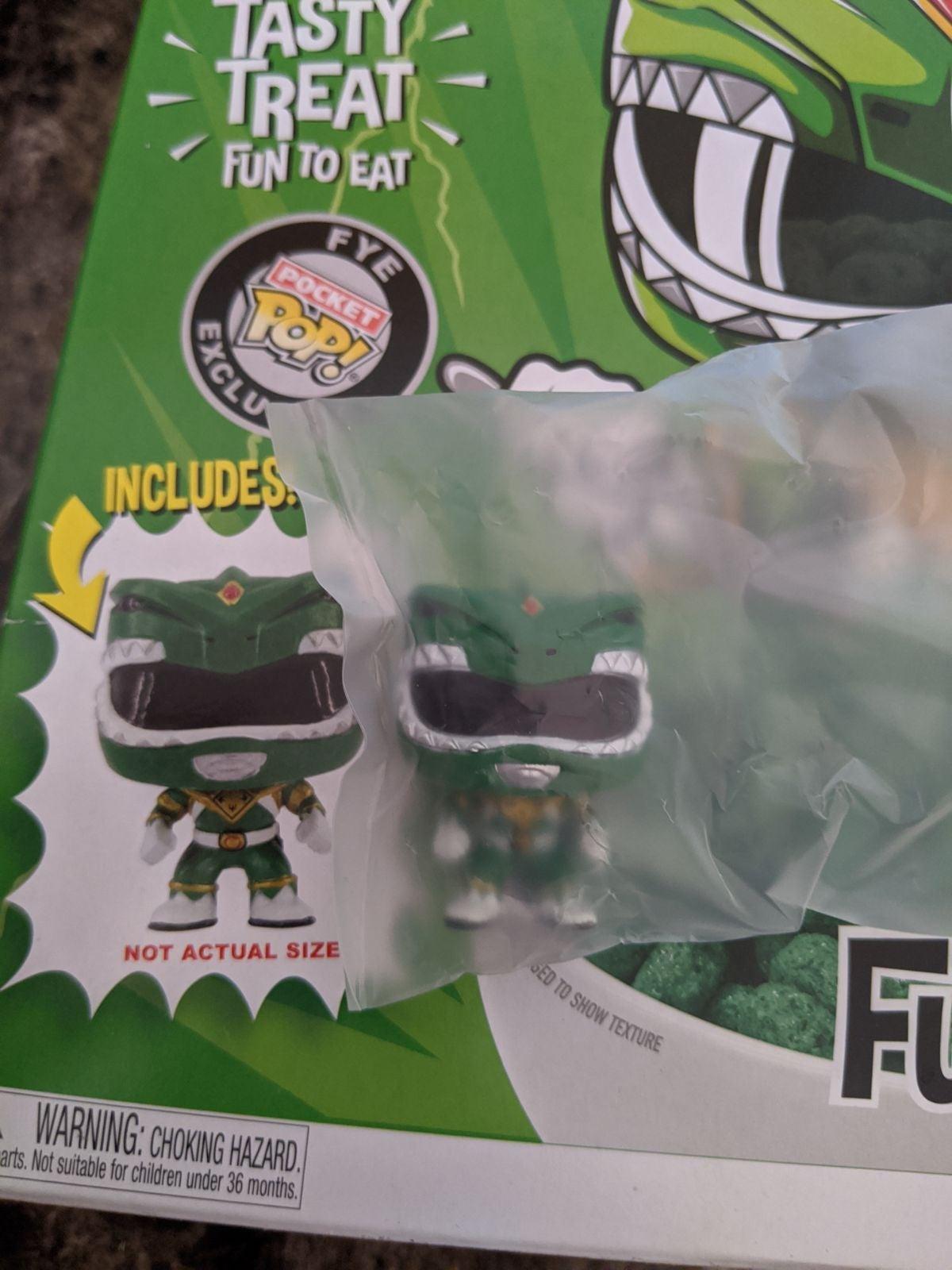 Mini Funko Green Ranger Figure Only