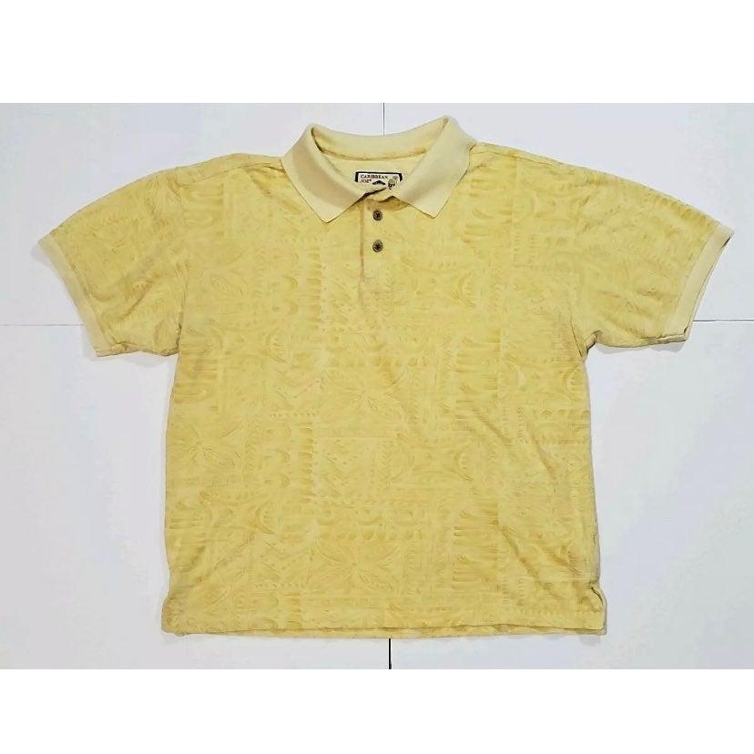Caribbean Joes Polo Shirt Medium