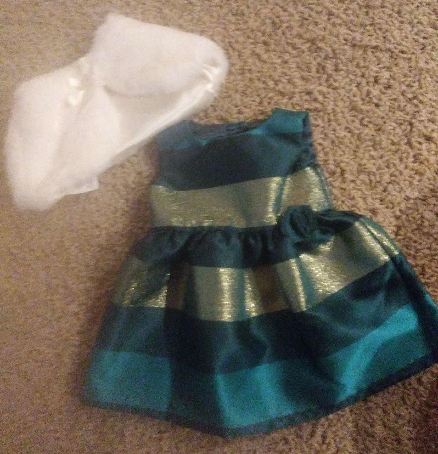 """18""""Doll Dress"""