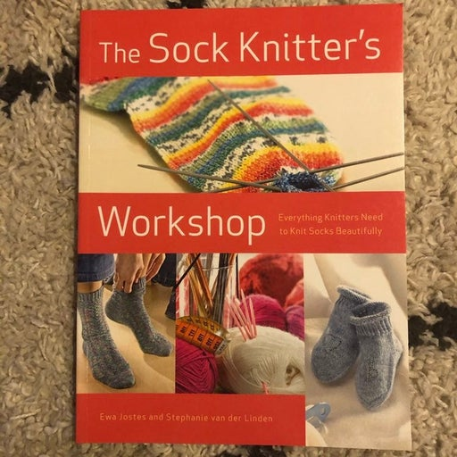 The Sock Knitter's Workshop book