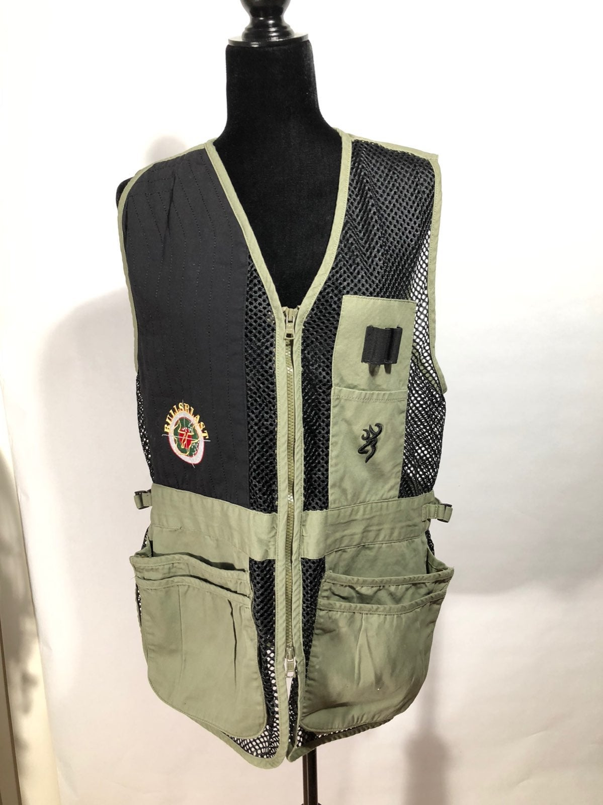 BROWNING : trapper creek vest / shooting