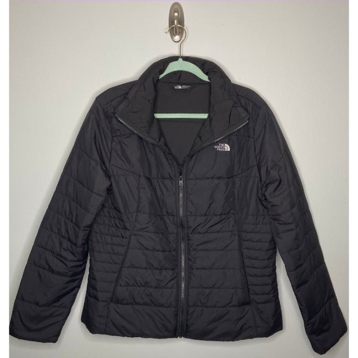 XL North Face Black Harway Jacket