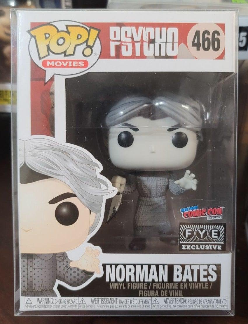 Funko Pop NYCC Vaulted Norman Bates