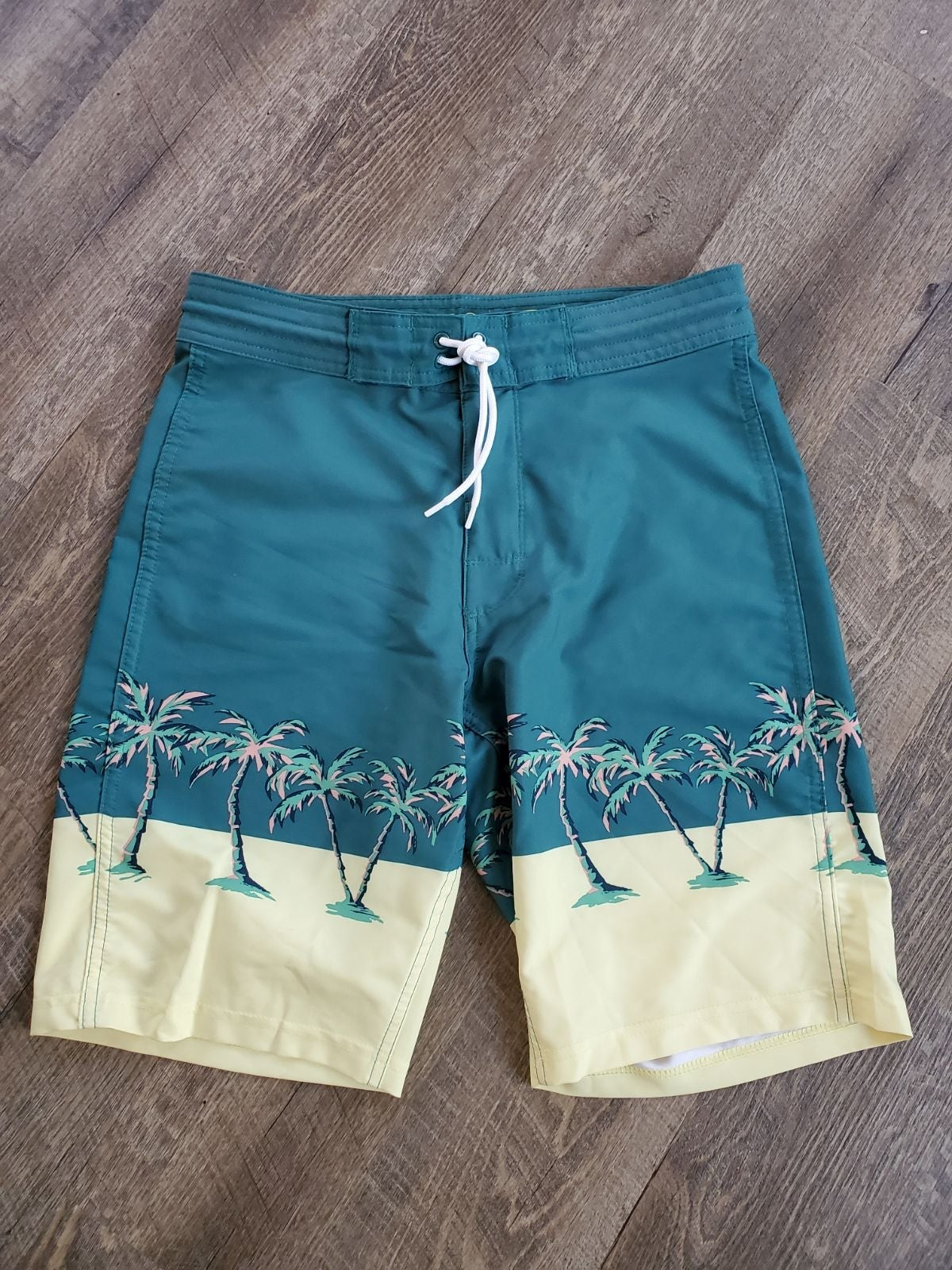 OLD NAVY swim trunks surf shorts Sz. 28