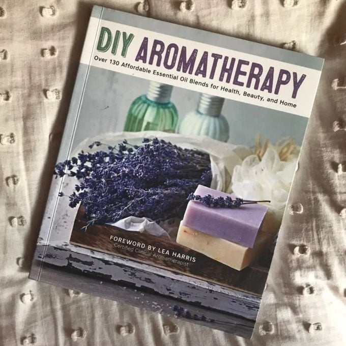 DIY Aromatherapy Book