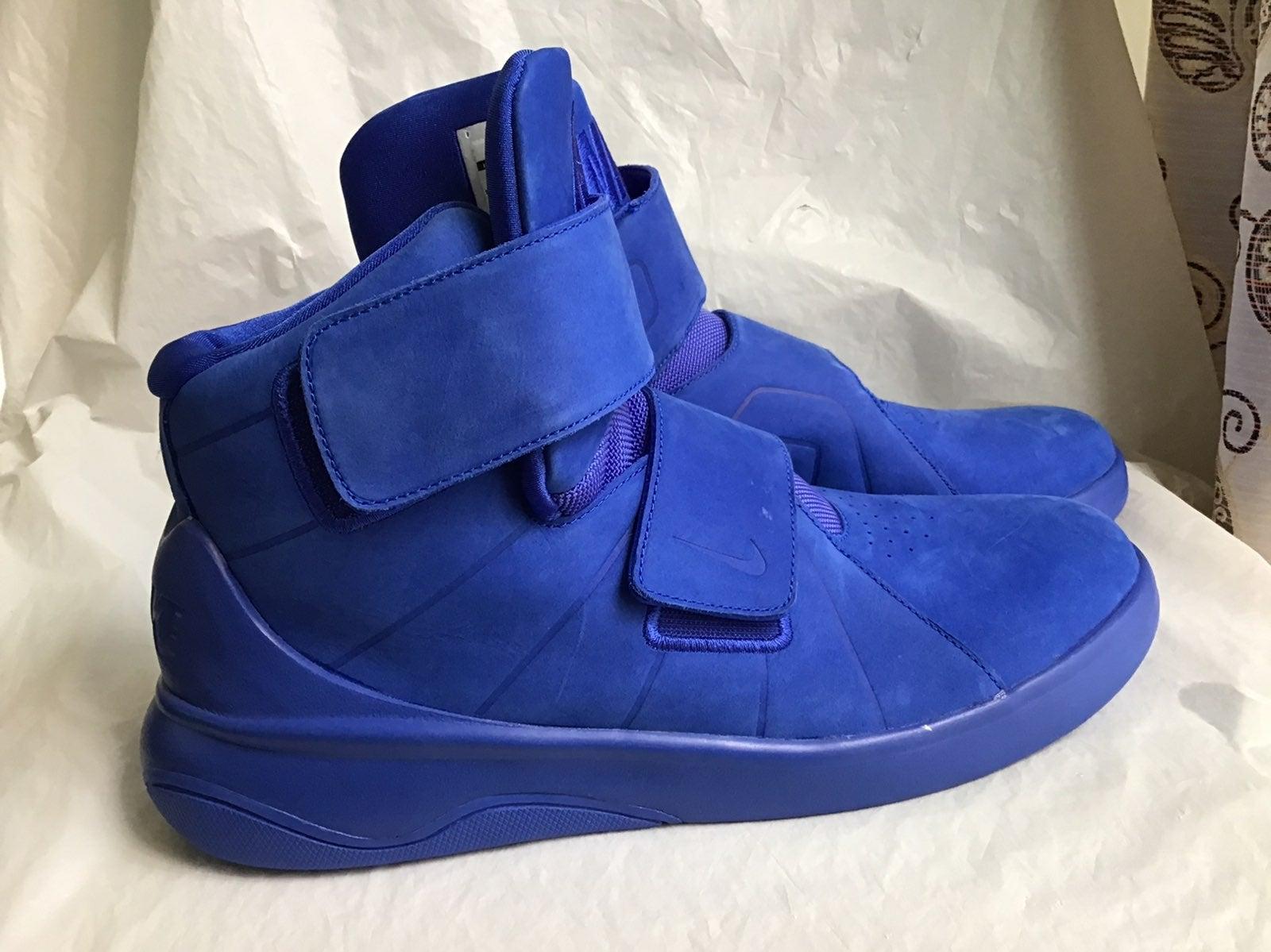 Nike Marxman PRM Racer Blue sz10. 1M
